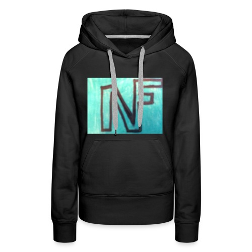 NF logo - Women's Premium Hoodie