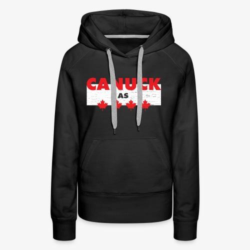 Canuck Asf - Women's Premium Hoodie