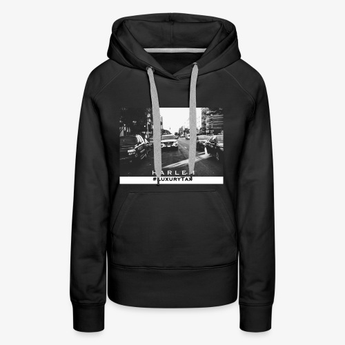 Hashtag Luxury Tax - Women's Premium Hoodie