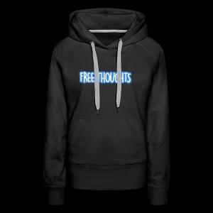 Free Thoughts - Women's Premium Hoodie