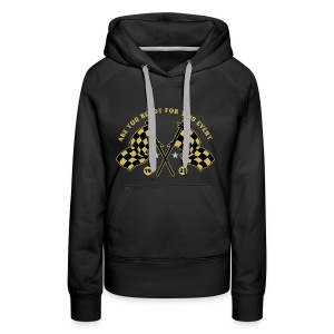 are you ready vintage race - Women's Premium Hoodie