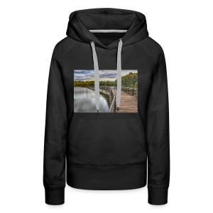 Rainy Day in Rochester - Women's Premium Hoodie