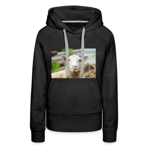 Sheep - Women's Premium Hoodie
