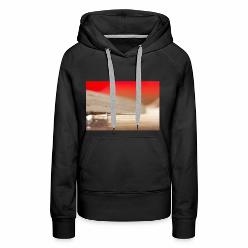 Don't sweat the little things - Women's Premium Hoodie