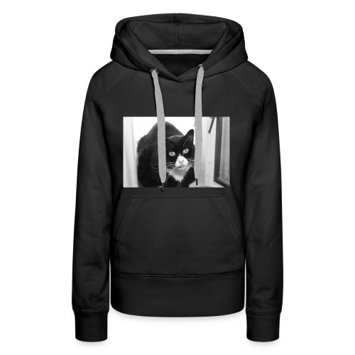 Nola The Cat - Women's Premium Hoodie