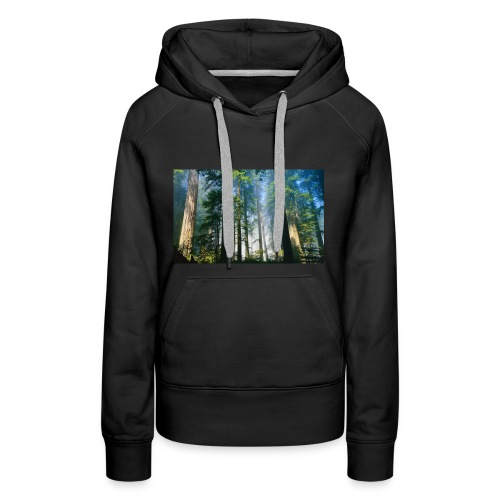 Redwood Forest LGLT - Women's Premium Hoodie