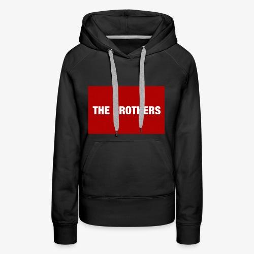The Brothers - Women's Premium Hoodie
