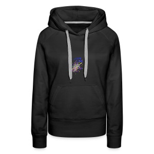 Project Drawing 1465414986 - Women's Premium Hoodie