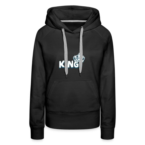 King F - Women's Premium Hoodie