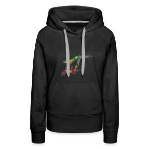 geometric - Women's Premium Hoodie