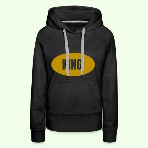 Drake King Design - Women's Premium Hoodie