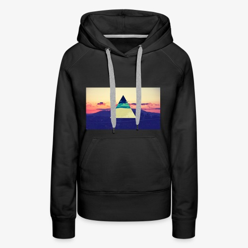 galaxy sweatshirt - Women's Premium Hoodie