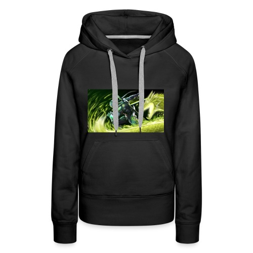 dragon power - Women's Premium Hoodie
