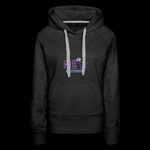 Neopunch Official - Women's Premium Hoodie