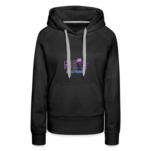 Neopunch Official - Women's Premium Hoodie