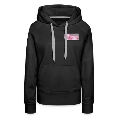 Leah Ashe fan clothes design - Women's Premium Hoodie