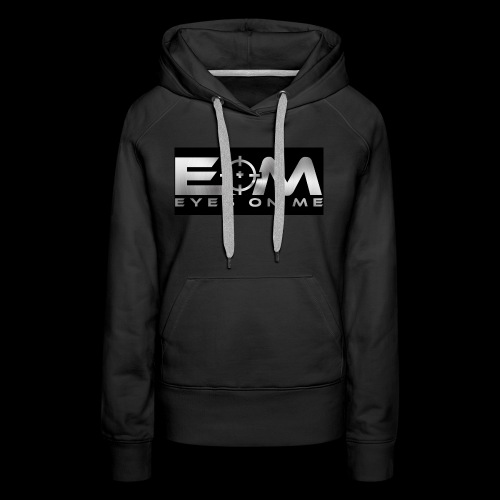 Eyes On Me Fitness - Women's Premium Hoodie