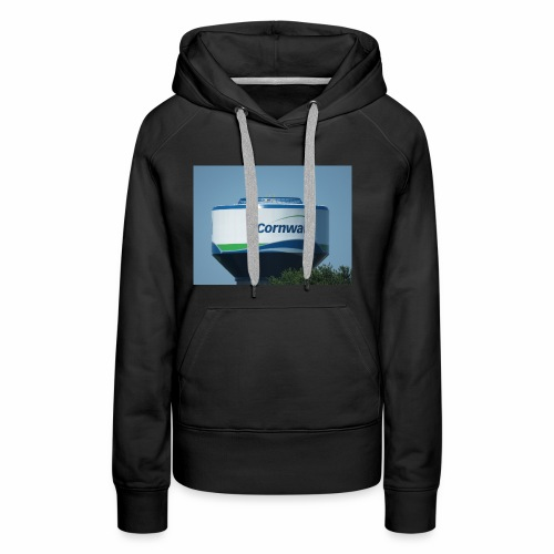 The Cornwall Water Tower Collection - Women's Premium Hoodie