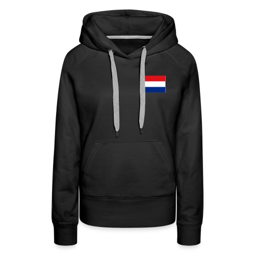 Dutch Flag - Women's Premium Hoodie