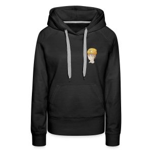 Kody and Yellow Slime - Women's Premium Hoodie