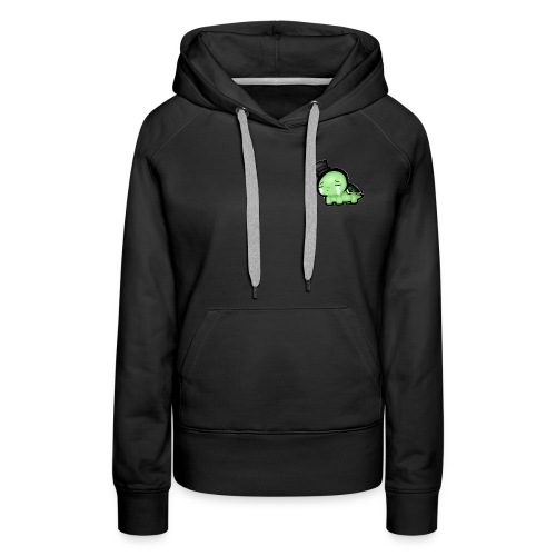 Original Colored Sir Turtle - Women's Premium Hoodie