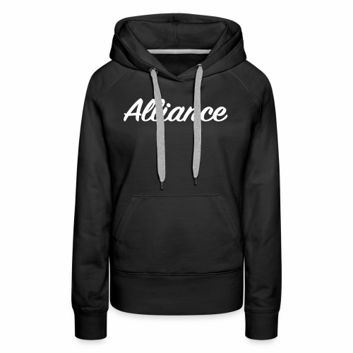 Alliancelogo - Women's Premium Hoodie