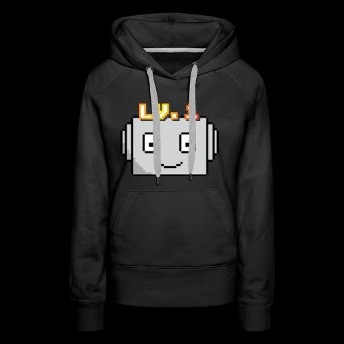 Beginner Bots Mascot - Women's Premium Hoodie