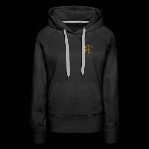 AE Logo - Women's Premium Hoodie
