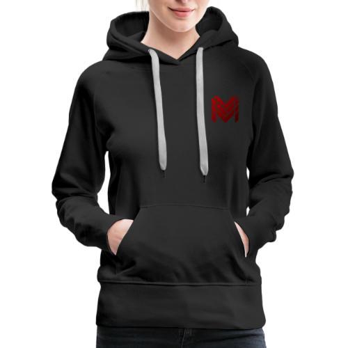Malikan Logo (Small) - Women's Premium Hoodie