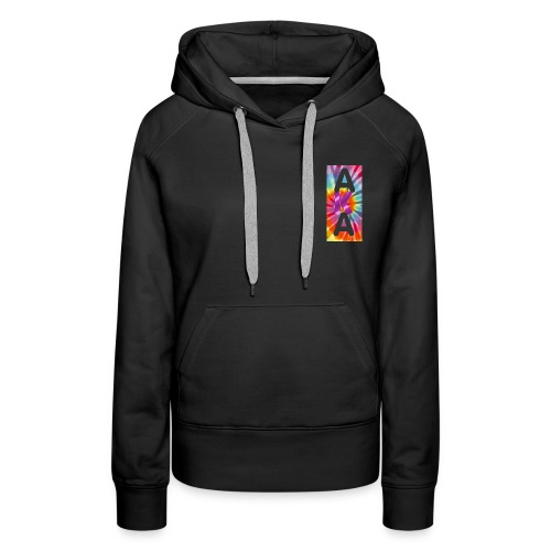 The Aka BOyz tie is out - Women's Premium Hoodie