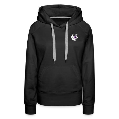 Cult Official Logo - Women's Premium Hoodie