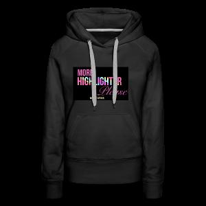 MUA Exclusive T-Shirt - Women's Premium Hoodie