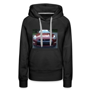 Red GTR - Women's Premium Hoodie