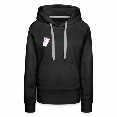 purple drink - Women's Premium Hoodie