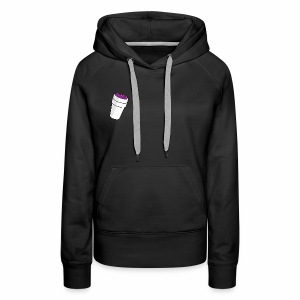 purple drink - Women's Premium Hoodie