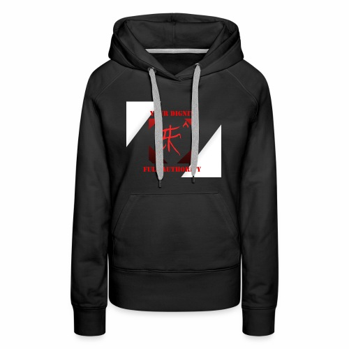 Authority 1 - Women's Premium Hoodie