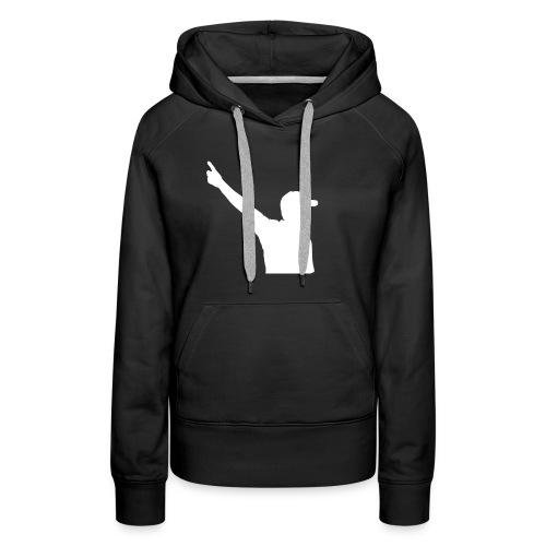 Tour Sauce silhouette - Women's Premium Hoodie