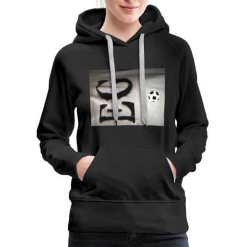 EG soccer Merch - Women's Premium Hoodie