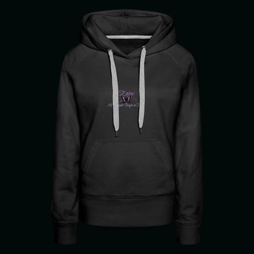 Enjay's Logo - Women's Premium Hoodie