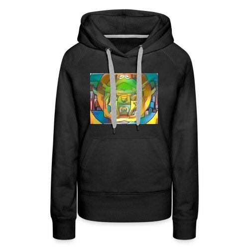 fractal art - Women's Premium Hoodie