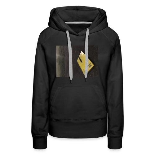 The Beginning is Never the End - Women's Premium Hoodie
