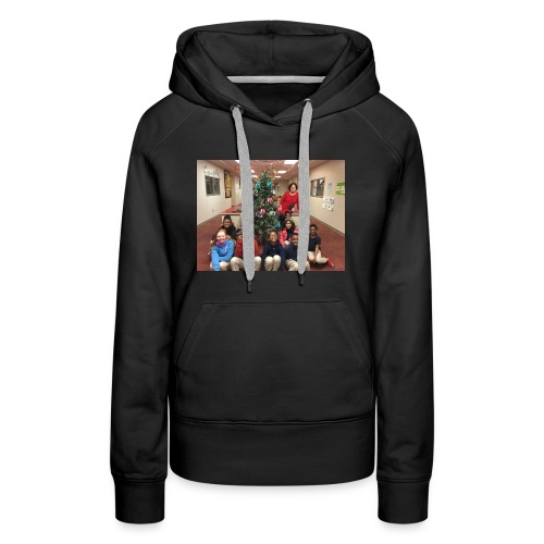 can you find me - Women's Premium Hoodie