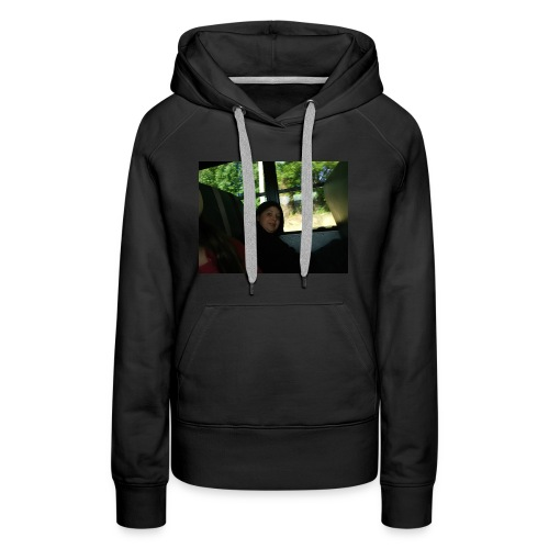 Merch for nathan - Women's Premium Hoodie
