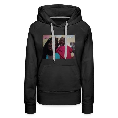 MariWatts Street K - Women's Premium Hoodie