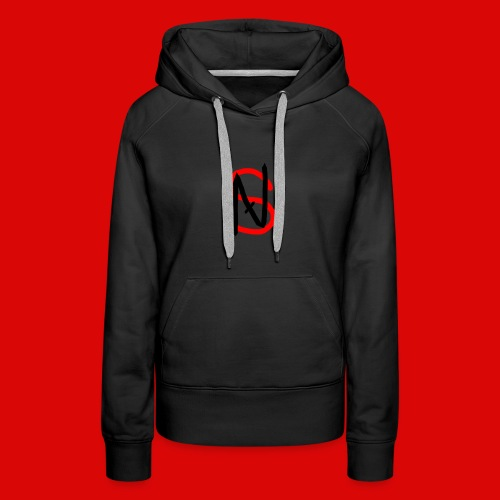Nathaniel Smash Hoodie : Official Merchandise - Women's Premium Hoodie