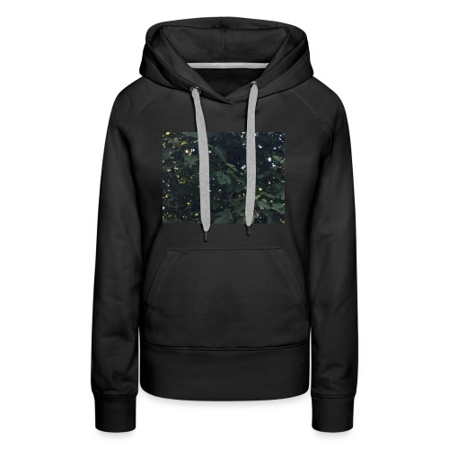 fig tree of time - Women's Premium Hoodie