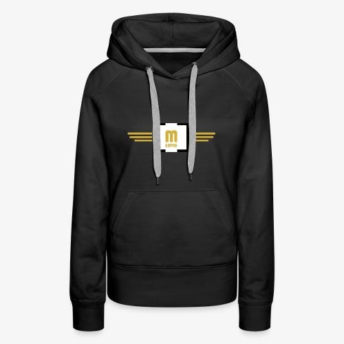 The Official Mirza Empire Logo T shirt - Women's Premium Hoodie