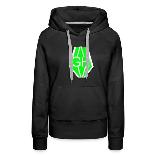 Greenhusky symbol - Women's Premium Hoodie