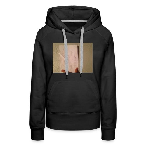 GORDON MERCH COTTEN - Women's Premium Hoodie