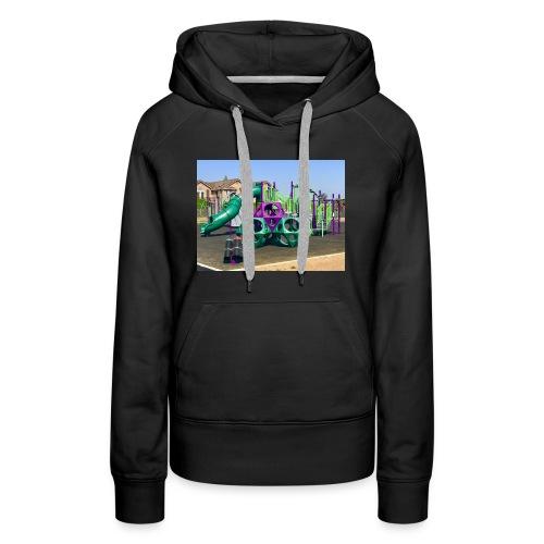 Awesome playground - Women's Premium Hoodie